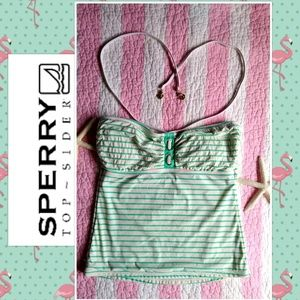 SPERRY TOP~SIDER SWIM TANKINI TOP